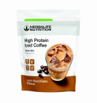 High Protein Iced Coffee