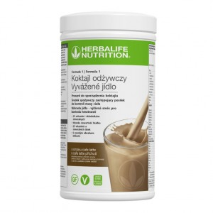 Herbalife koktajl cafe latte